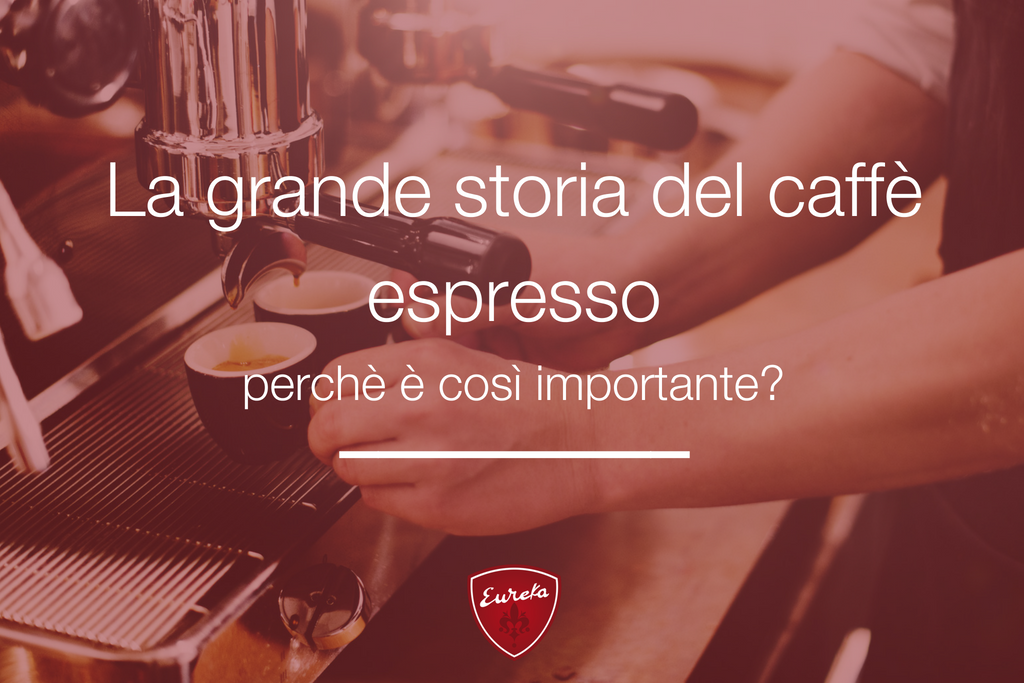 La grande storia del caffe espresso