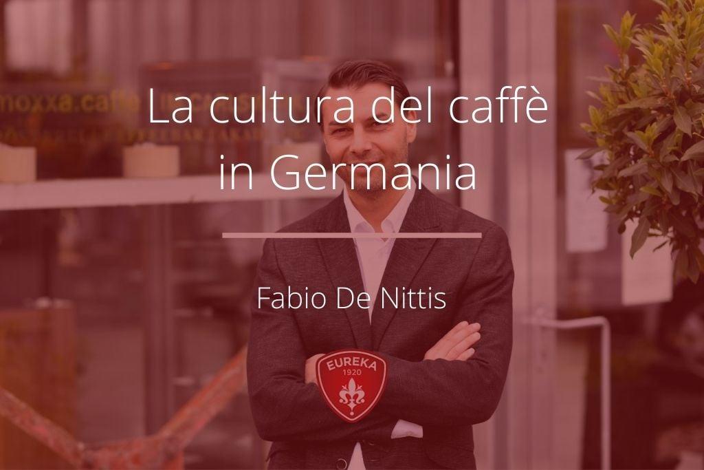 Cultura del caffè in Germania - Fabio De Nittis - 1
