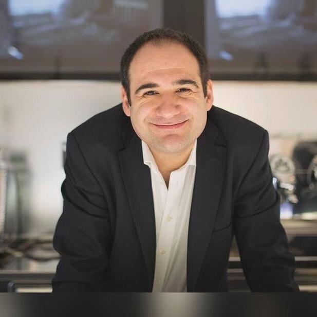 Picture of Dario Ciarlantini – Barista Trainer Romcaffè & Former SCAE Italia Coordinator